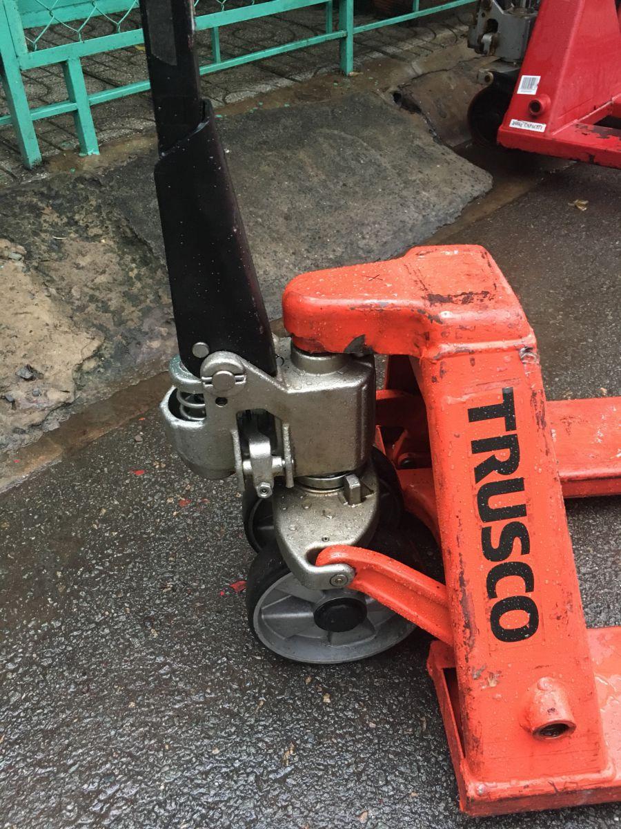 Xe nâng tay cũ Trusco